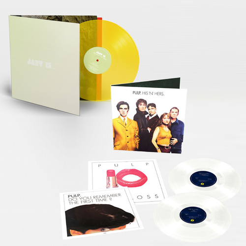 Pulp: PULP IS... Recordstore Exclusive Vinyl Bundle