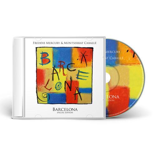 Freddie Mercury & Montserrat Caballé: Barcelona (Special Edition)