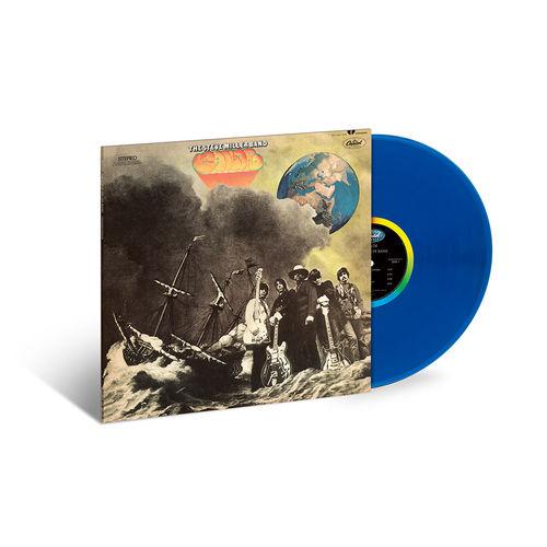 Steve Miller Band: Sailor: Exclusive Blue Vinyl