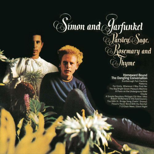 Simon & Garfunkel: Parsley, Sage, Rosemary and Thyme: Vinyl LP