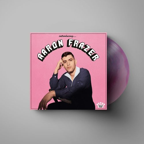 Aaron Frazer: Introducing…: Limited Edition Translucent Pink Glass Vinyl
