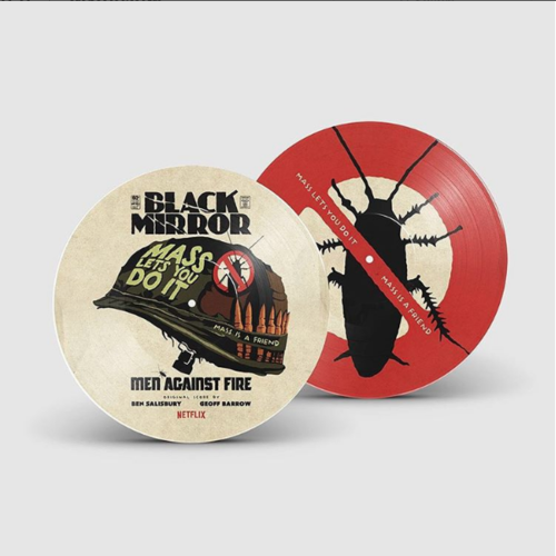 Ben Salisbury: Black Mirror: Men Against Fire: Picture Disc