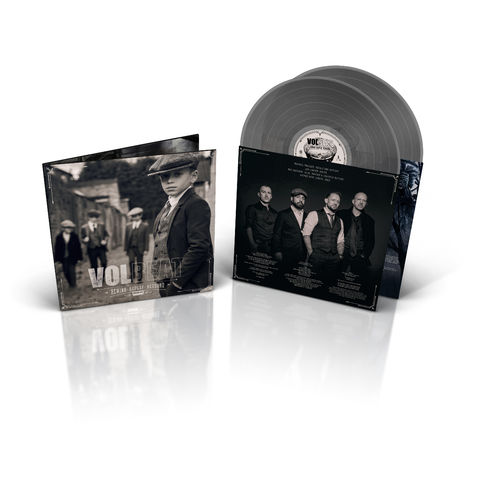 Volbeat: Rewind, Replay, Rebound – Limited Edition Silver 2LP