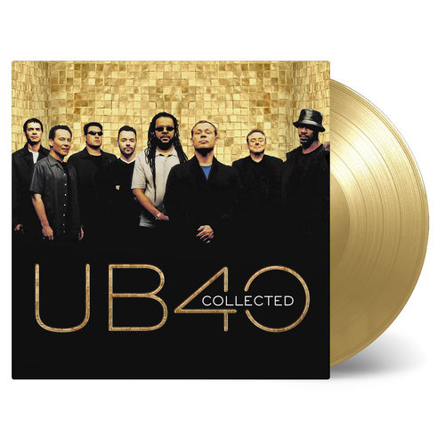 UB40: Collected: Limited Edition Gold Vinyl