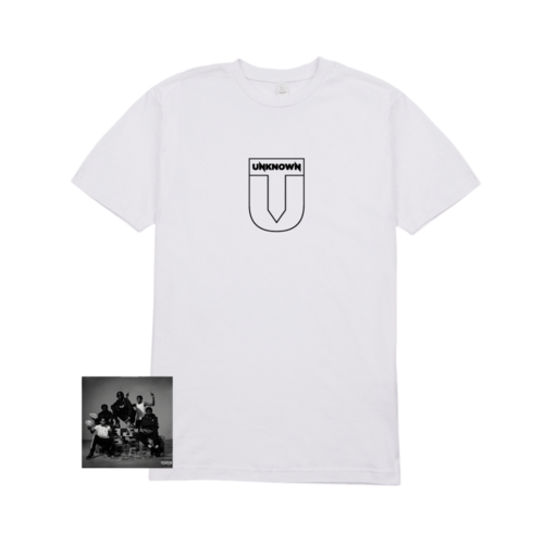 Unknown T: Adolescence Digital Download + Unknown T White Tee