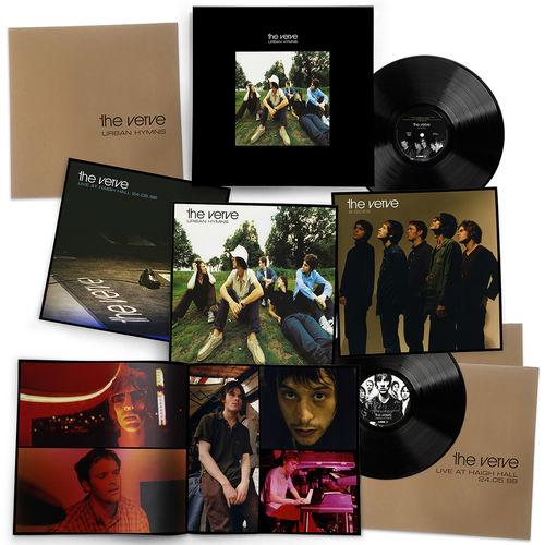 The Verve: Urban Hymns - Super Deluxe (6LP Vinyl Box)