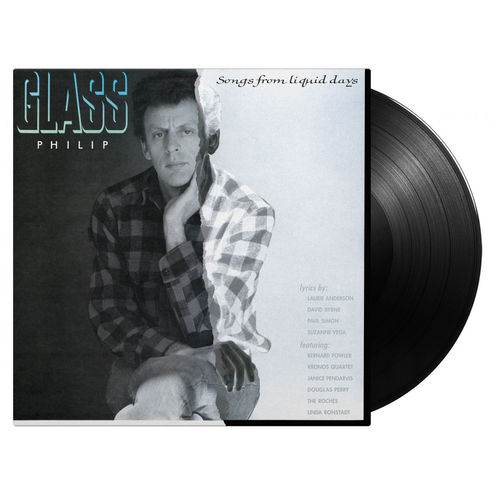 Philip Glass: Songs from Liquid Days: Limited Edition Vinyl