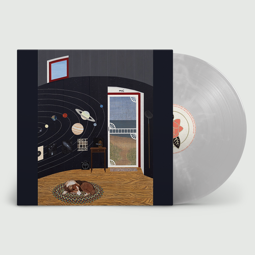 Mary Lattimore: Silver Ladders: Limited Edition Silver Star Vinyl