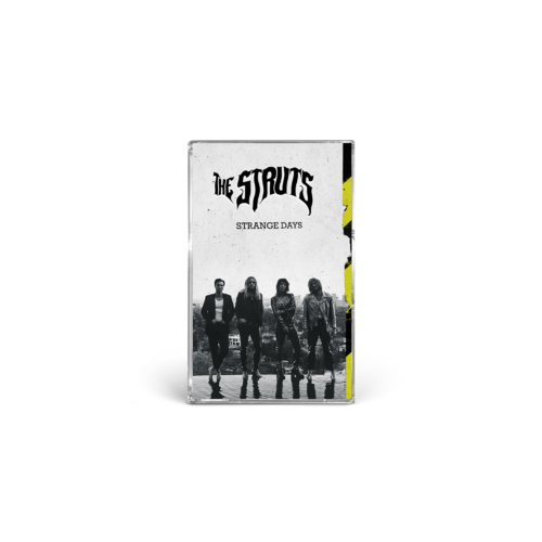 The Struts: Strange Days Gold Cassette