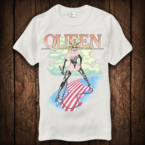 Queen: Queen The Game Vintage T-Shirt