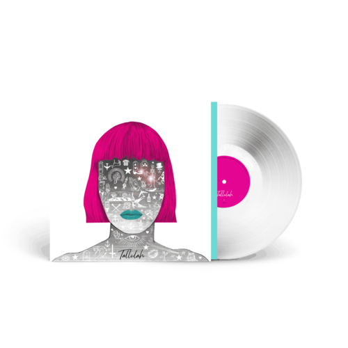 Feeder: Tallulah: Limited Edition White Vinyl LP