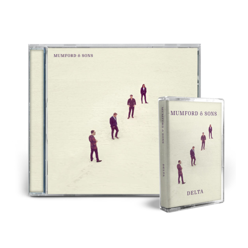 Mumford & Sons : Delta CD & Cassette