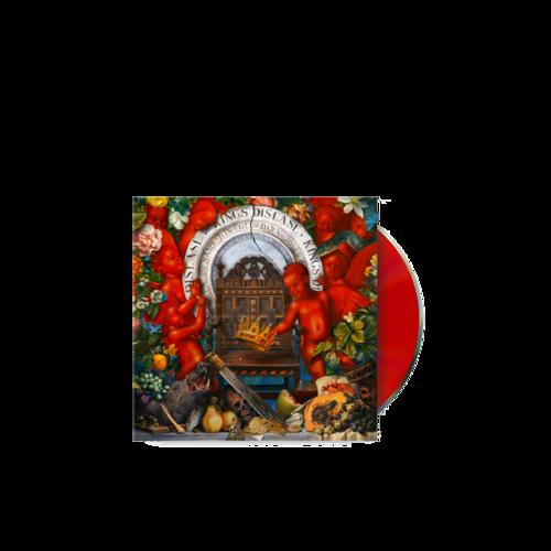 Nas: King's Disease - CD