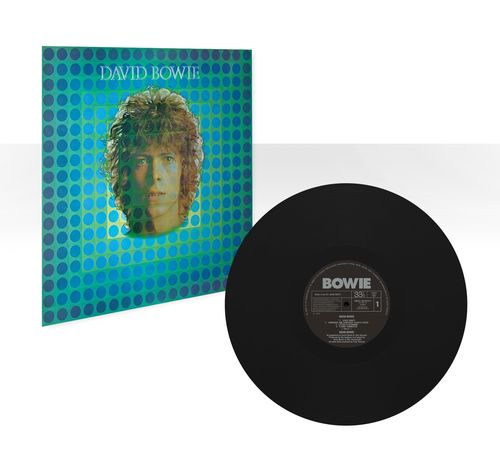 David Bowie: David Bowie (aka Space Oddity): 180g Audiophile Vinyl