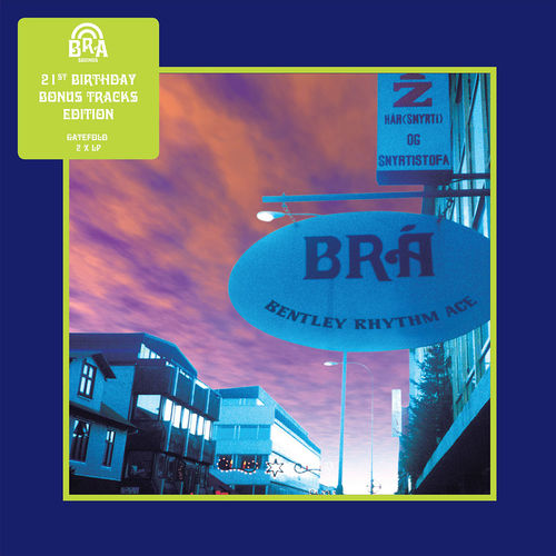 Bentley Rhythm Ace: Bentley Rhythm Ace (21st Anniversary Edition): 2LP