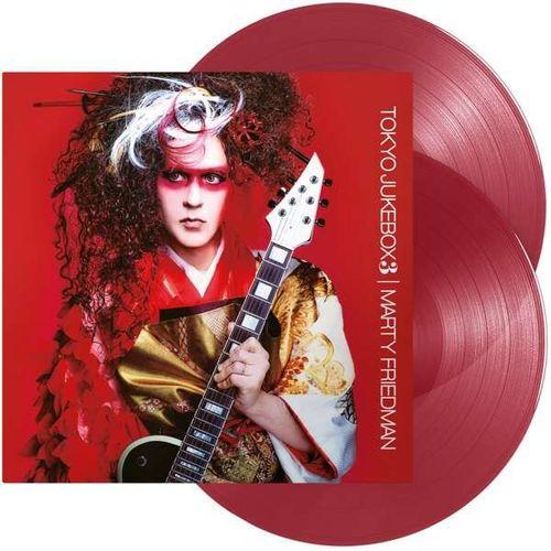 Marty Friedman: Tokyo Jukebox 3: Limited Edition Red Vinyl