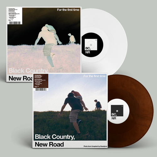 Black Country, New Road: For the first time: Exclusive Vinyl Bundle
