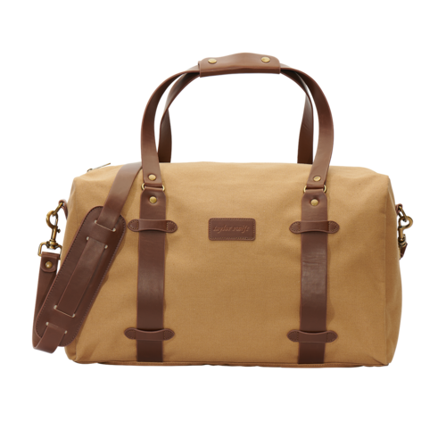 "Taylor Swift: the ""leaving out the side door"" duffle bag"