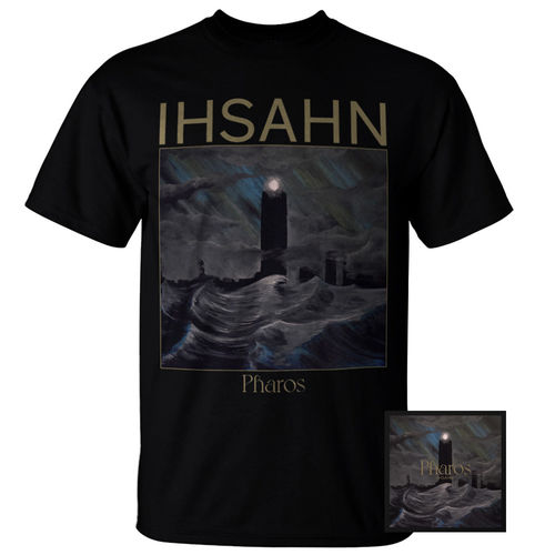 Ihsahn: CD & T-Shirt Bundle