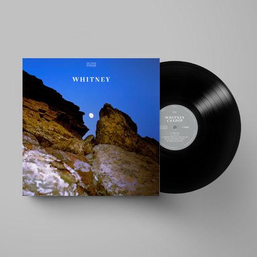 Whitney: Candid: Black Vinyl