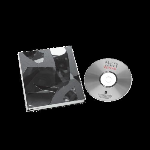 SelenaGomez: Revival | CD + Journal