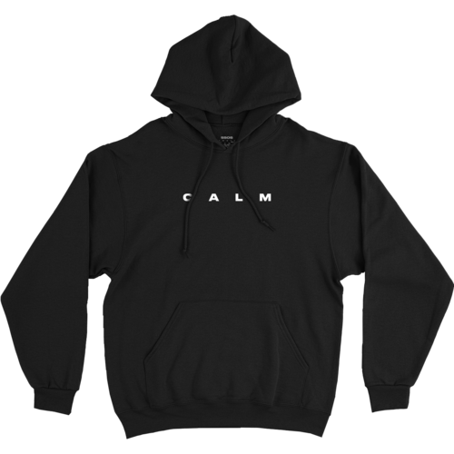 5 Seconds of Summer: Calm Black Group Hoodie