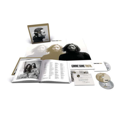 John Lennon: GIMME SOME TRUTH. 2CD/Blu-Ray