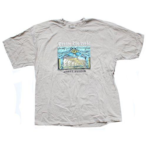 Monty Python: Praise The Lord! Portland Stone T-Shirt - X-Large