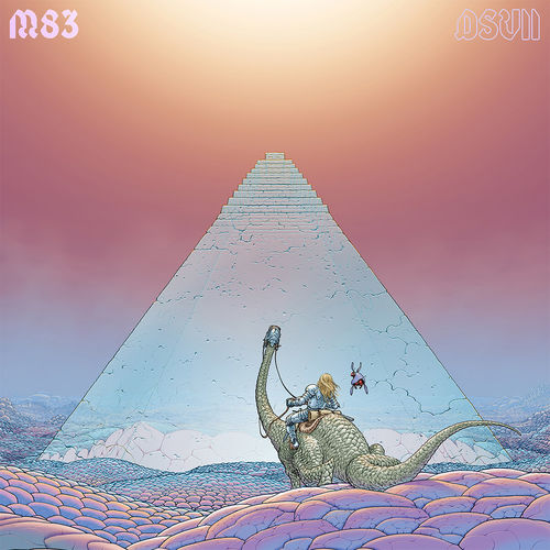 M83: DSVII: Candy Floss Double Vinyl LP