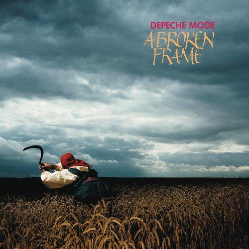 Depeche Mode: A Broken Frame: Vinyl LP