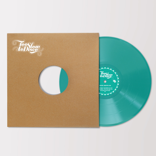 DoctorSoul: Too Slow to Disco Edits 04: Limited Edition Mint Green Vinyl