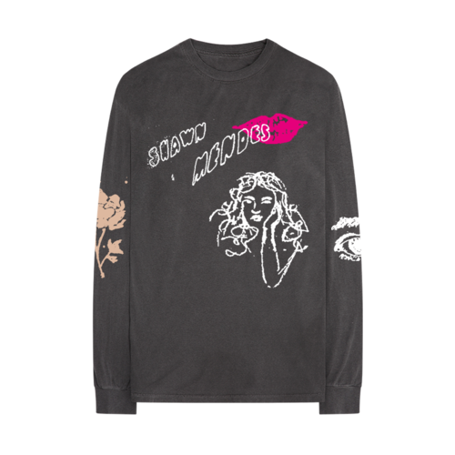 Shawn Mendes: THE TOUR SKETCH LONGSLEEVE