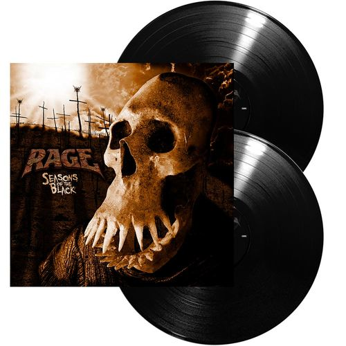 Rage: Seasons Of The Black: Limited Edition Vinyl + Signed Insert