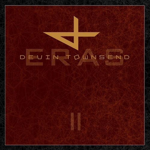 Devin Townsend Project: Eras - Vinyl Collection Part II / Ltd. Deluxe Black 8LP Box Set