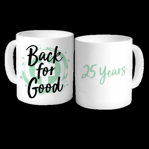 Take That: Back For Good Anniversary Mug