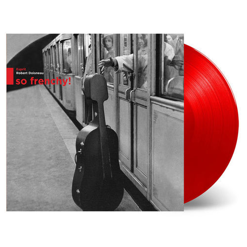 Various Artists: So Frenchy! Limited Edition Red Vinyl
