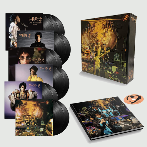 Prince: Sign O' The Times: Super Deluxe Edition 13LP+DVD Box Set