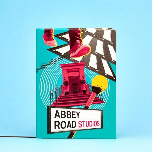 Abbey Road Studios: Abbey Road Landmarks A6 Hardback Notebook