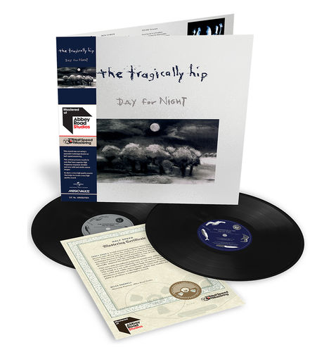The Tragically Hip: Day For Night: Limited Half-Speed Master