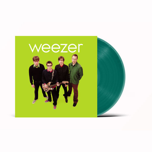 Weezer: Green Album: Exclusive Green Vinyl