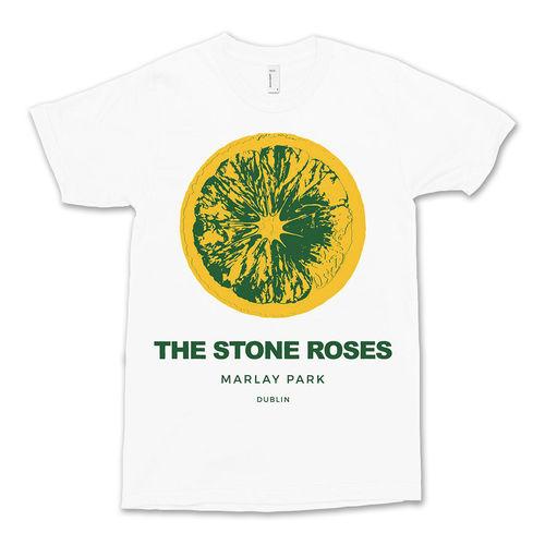 The Stone Roses: Marley Park, Dublin Show T-shirt