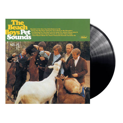 The Beach Boys: Pet Sounds (Mono 180 Gram)