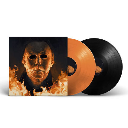 John Carpenter, Cody Carpenter and Daniel Davies : Halloween: Original Motion Picture Soundtrack: Orange & Black Double Vinyl