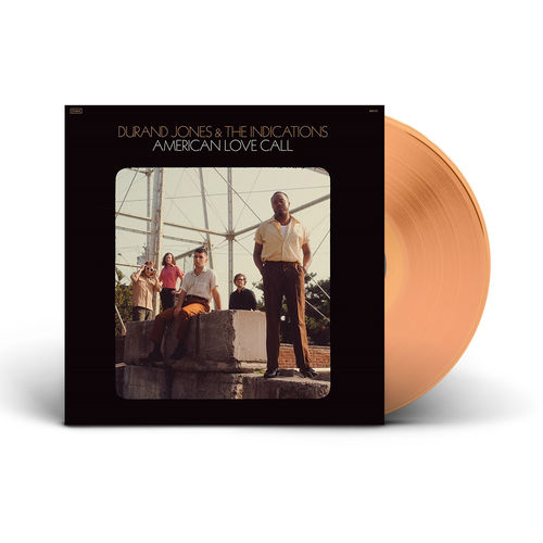 Durand Jones & The Indications: American Love Call: Transparent Orange Vinyl