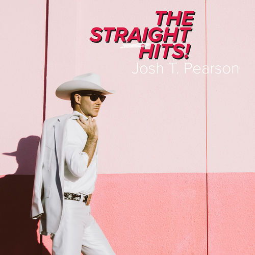 Josh T Pearson: The Straight Hits!: Pink Vinyl LP