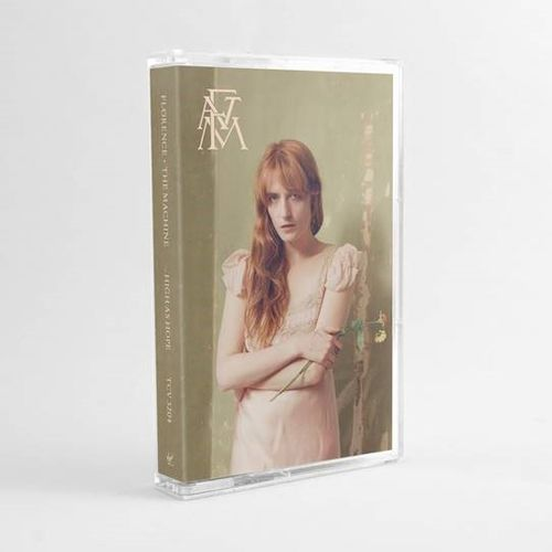 Florence + The Machine: Limited Edition High as Hope Cassette
