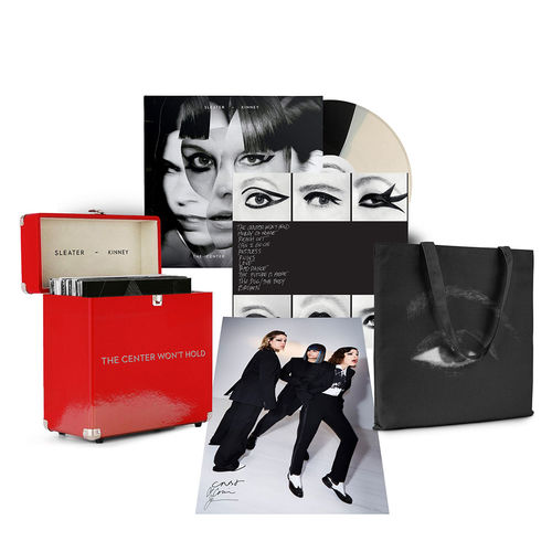 Sleater-Kinney: The Center Won't Hold Super Bundle