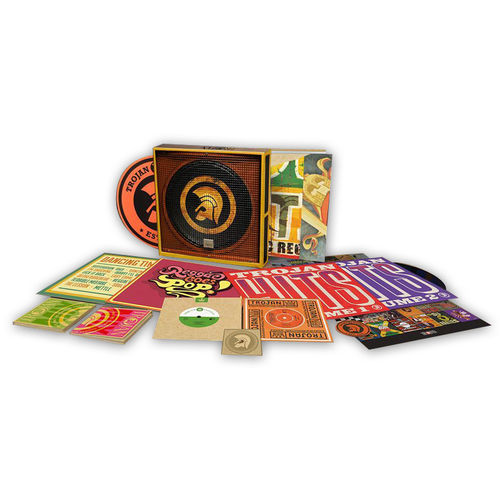 Various Artists: The Trojan Records Boxset (50th Anniversary)