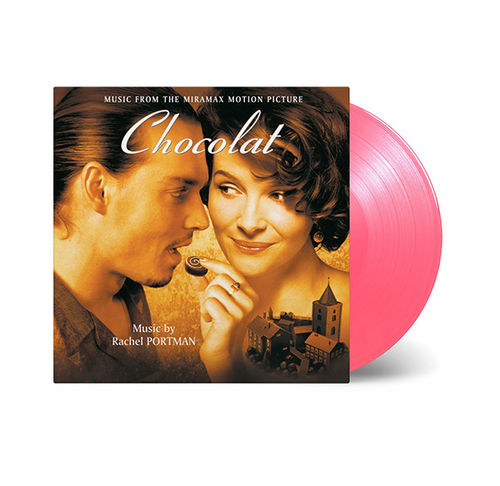 Original Soundtrack: Chocolat: Limited Edition Ruby Chocolate Coloured Vinyl