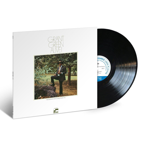 Grant Green: Alive! (Tone Poet Series)